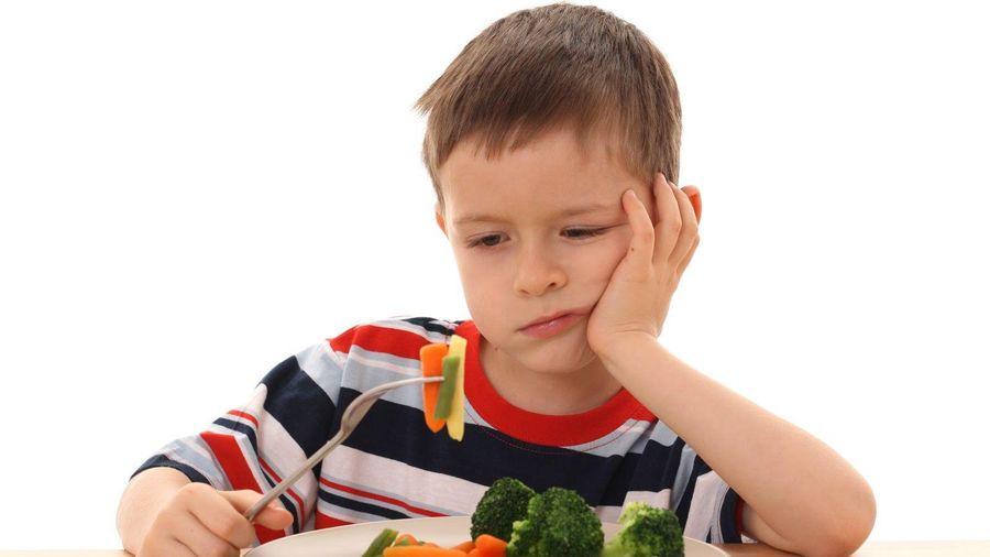 Mối nguy hiểm khi trẻ bị thiếu chất