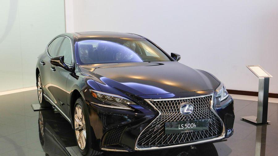 Lexus triệu hồi 1.334 xe tại Việt Nam vì lỗi bơm nhiên liệu