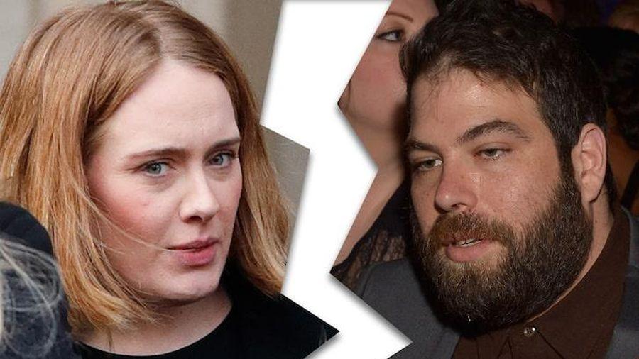 Adele hoàn tất thủ tục ly hôn