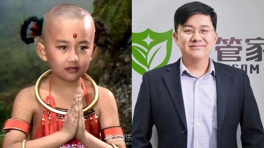 'Hồng Hài Nhi' Triệu Hân Bồi làm giám đốc công ty công nghệ