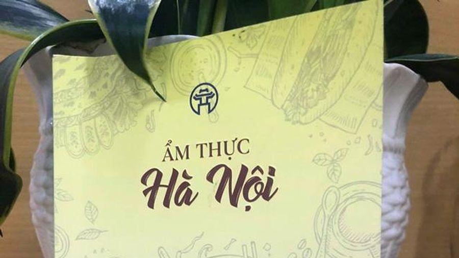 HPA hoàn thành ấn phẩm quảng bá ẩm thực Hà Nội