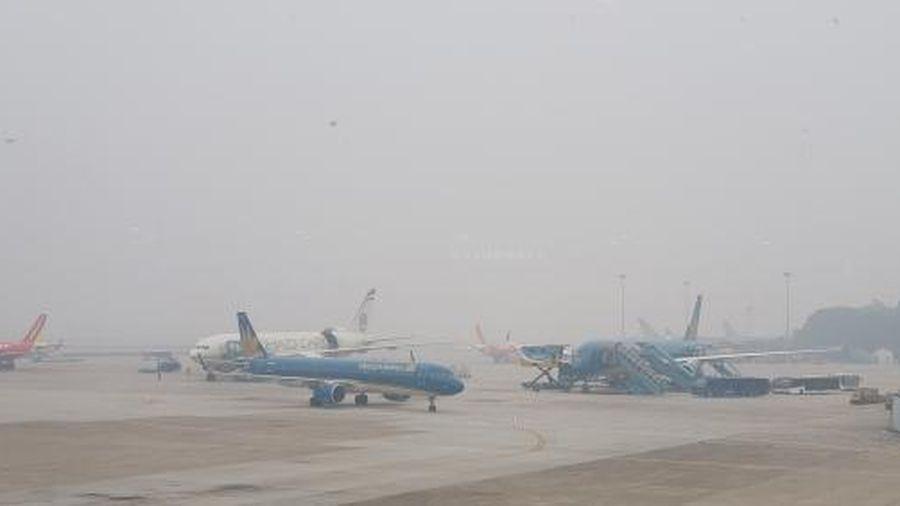 Thủ đô Hà Nội ngày 21/1 lại ô nhiễm hơn với chỉ số AQI là 190