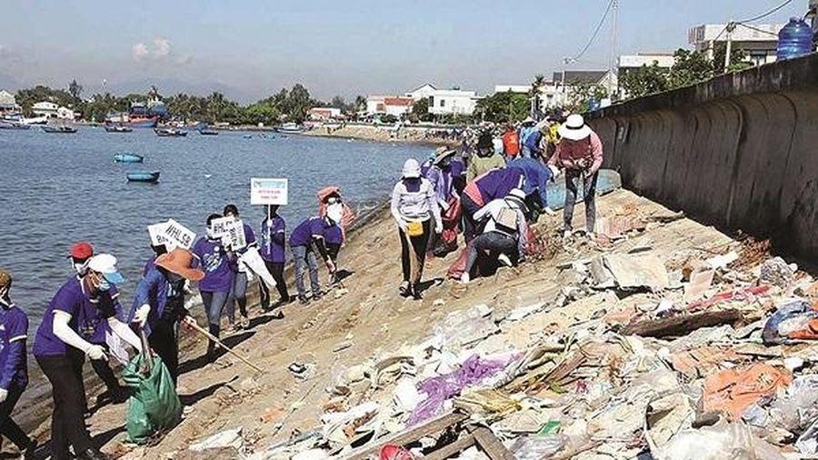 Xây dựng Đề án tham gia đàm phán Thỏa thuận toàn cầu về rác thải nhựa đại dương
