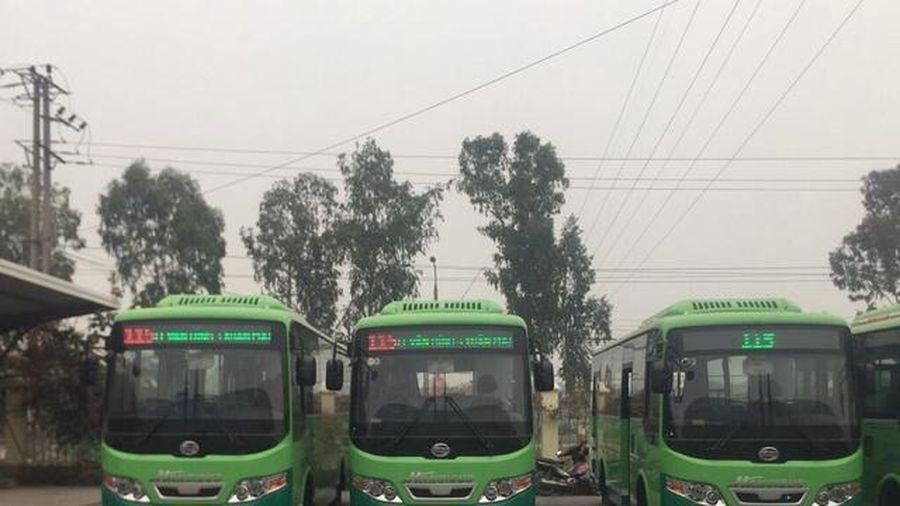 Hà Nội có thêm 4 tuyến buýt mới trước Tết Nguyên đán 2021