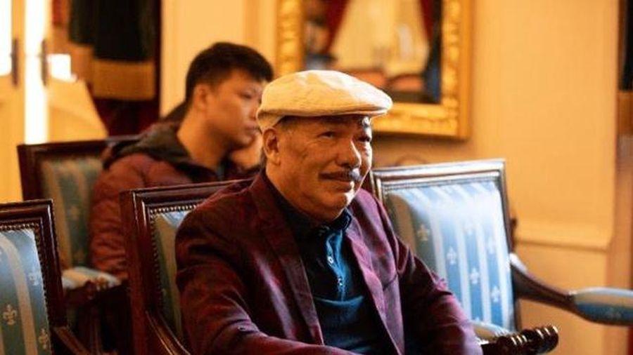Nhạc sĩ Trần Tiến xuất hiện rạng rỡ tại Hà Nội, đập tan tin đồn 'đã qua đời'