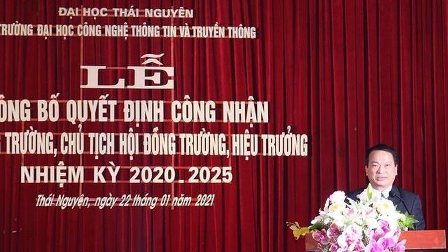Thái Nguyên: Trường ĐH hướng tới nền tảng số