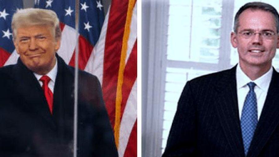 Lộ diện luật sư biện hộ cho cựu TT Trump trong phiên luận tội tại Thượng viện