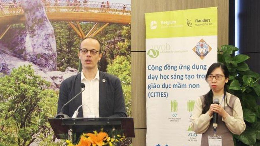 Tận dụng cơ hội giảm thiểu tác động của rào cản đô thị tới trẻ mầm non