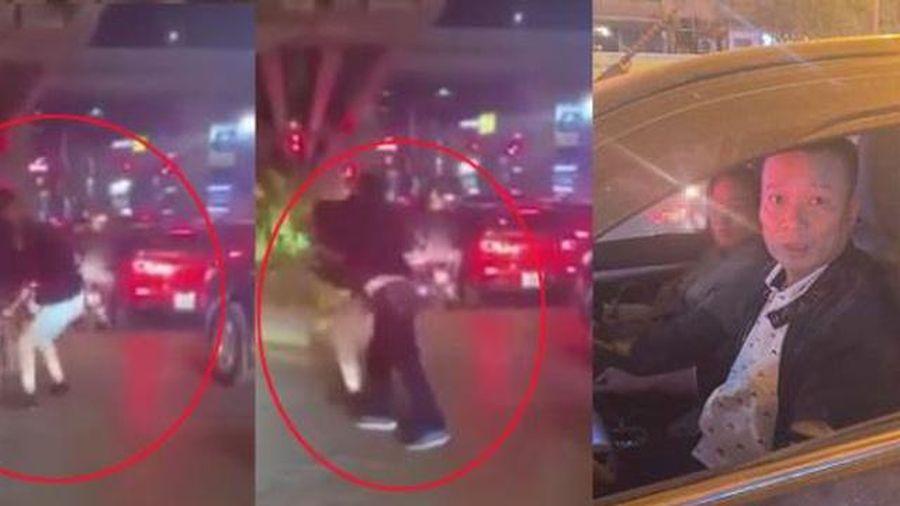 Khởi tố tài xế đánh người sau khi bị nhắc gây ùn tắc giao thông ở Hà Nội