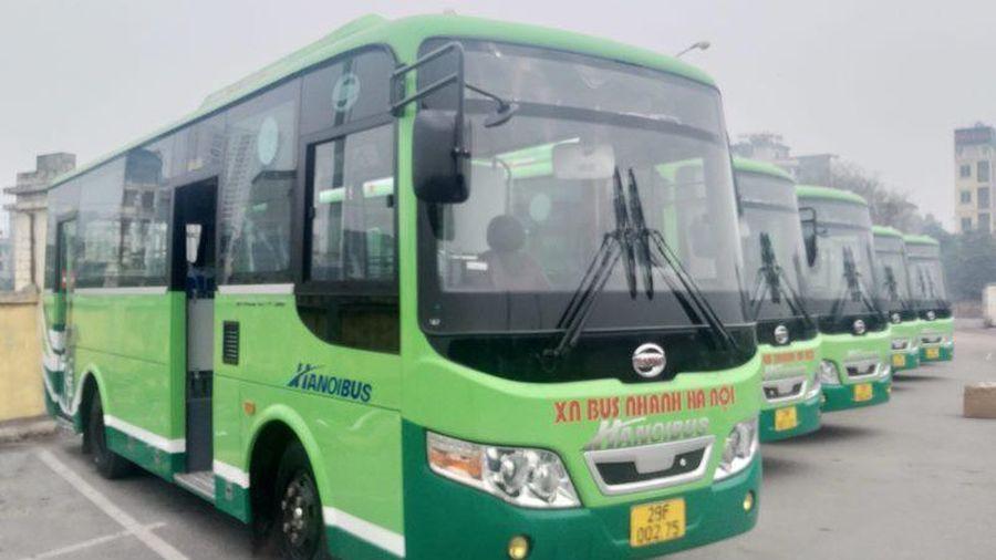 Hà Nội mở mới 4 tuyến xe buýt trong tháng 2