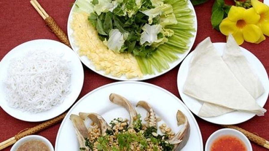 Về Phan Thiết nhớ thưởng thức món cá lồi xối mỡ