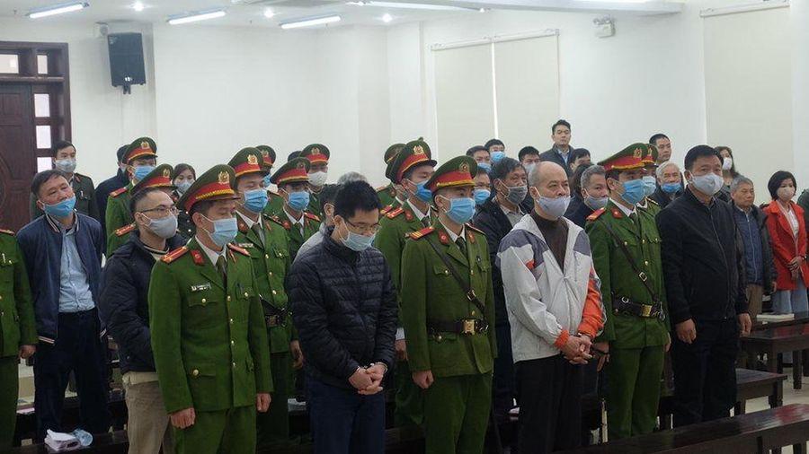 Hoãn phiên tòa xét xử Đinh La Thăng, Trịnh Xuân Thanh vụ Ethanol Phú Thọ
