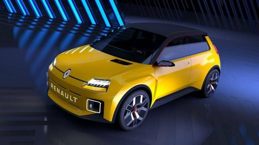 Renault 5 hồi sinh với diện mạo mới như siêu xe đến từ tương lai