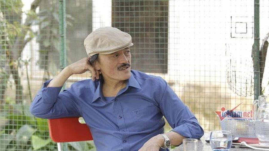 Nghệ sĩ Giang Còi bị ung thư hạ họng, căn bệnh rất ít người biết