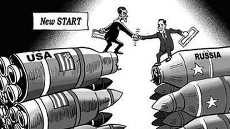 Mỹ tuyên bố hợp tác với Nga để gia hạn Hiệp ước New START