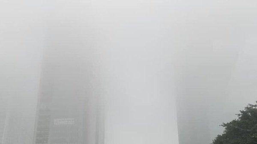 Dự báo thời tiết 22/1/2021: Miền Bắc chìm trong sương mù