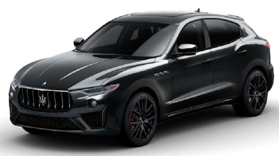 Ra mắt phiên bản đặc biệt Maserati Levante và Ghibli Sportivo, giá hơn 2 tỷ đồng