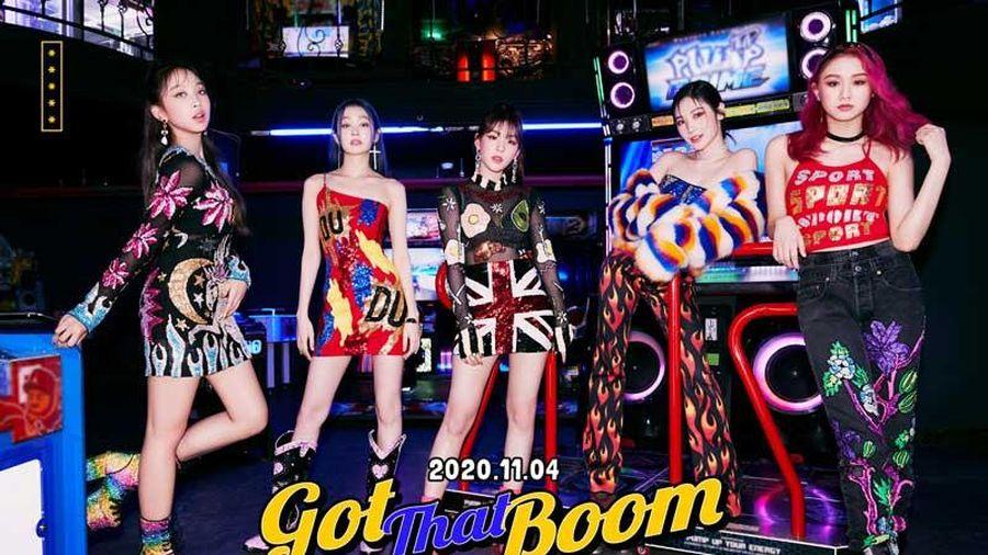 Top 10 nhóm nhạc Kpop nổi tiếng nhất năm 2020: Blackpink bị nhóm nhạc tân binh 'vượt mặt'.