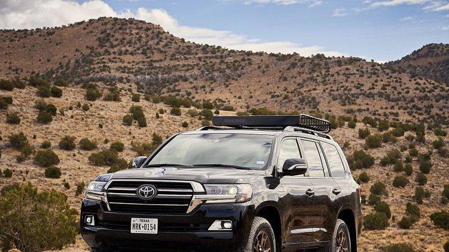 Toyota Land Cruiser thế hệ mới sẽ ra mắt vào tháng 8 năm nay?