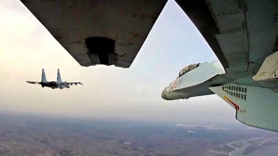 Nga bất ngờ đẩy mạnh hoạt động quân sự tại Syria