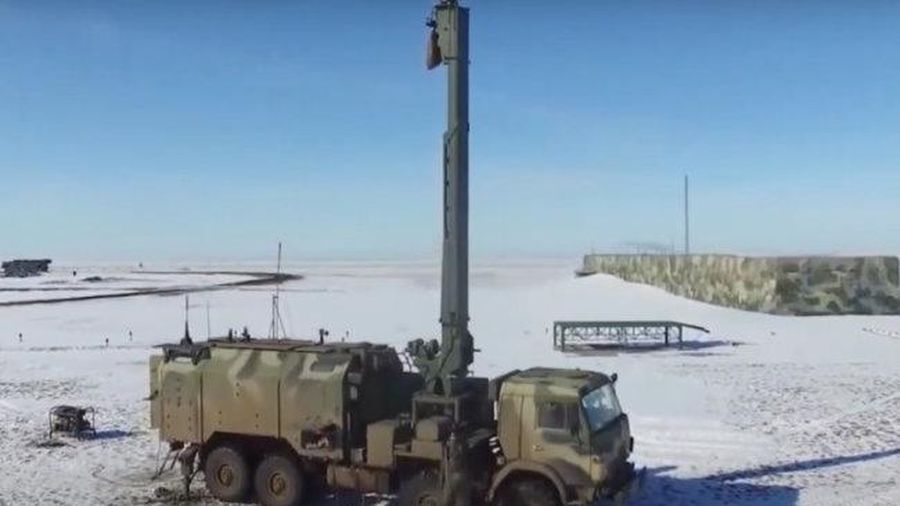 Tổ hợp tình báo mới nhất 'Penicillin' đã được bàn giao cho Quân đội Nga