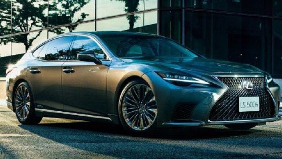 Lexus LS 500 2021 trình làng, giá từ 3,5 tỷ đồng