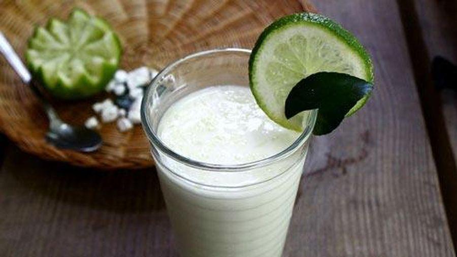 Uống 1 ly nước này mỗi ngày da 'trắng như trứng gà bóc'