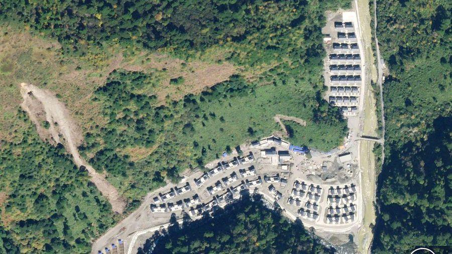 Đài Truyền hình New Delhi cáo buộc Trung Quốc xây dựng một ngôi làng trên lãnh thổ Ấn Độ