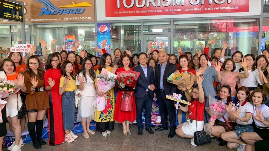 Đà Nẵng liên tiếp đón khách du lịch kết hợp hội nghị, hội thảo dịp đầu năm mới