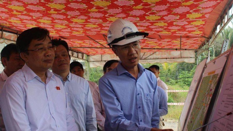Quốc hội giám sát việc giải phóng mặt bằng dự án cầu Mỹ Thuận 2