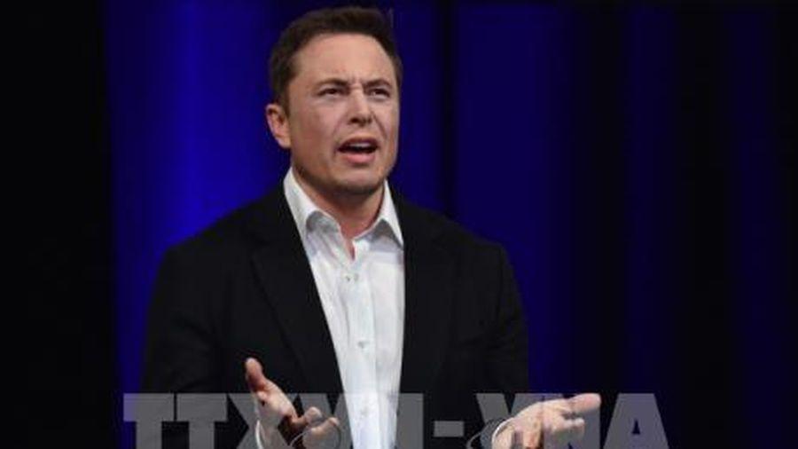 Tỷ phú Elon Musk 'treo thưởng' 100 triệu USD cho công nghệ thu giữ CO2 tốt nhất