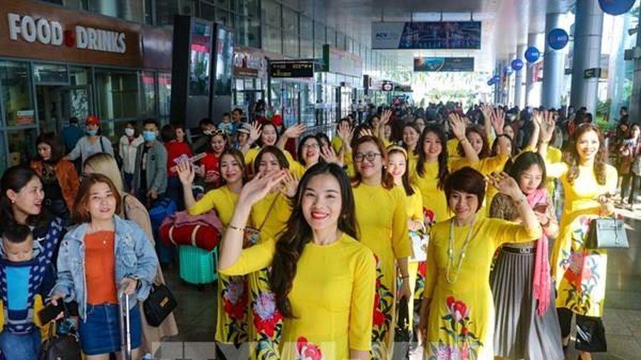 Du lịch Đà Nẵng đón hơn 700 khách du lịch MICE
