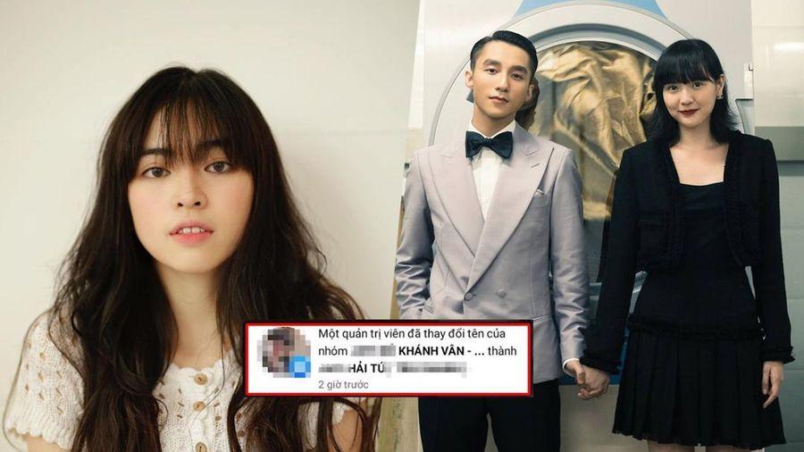 'Ăn theo trend', group anti-fan Khánh Vân lén đổi tên, chuyển sang anti Hải Tú 'Trà xanh'