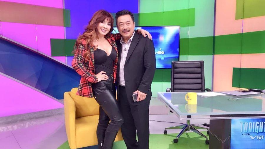 Vợ cũ Bằng Kiều tiết lộ tình trạng sức khỏe MC Việt Thảo sau thông tin bị đột quỵ, gây xôn xao CĐM?