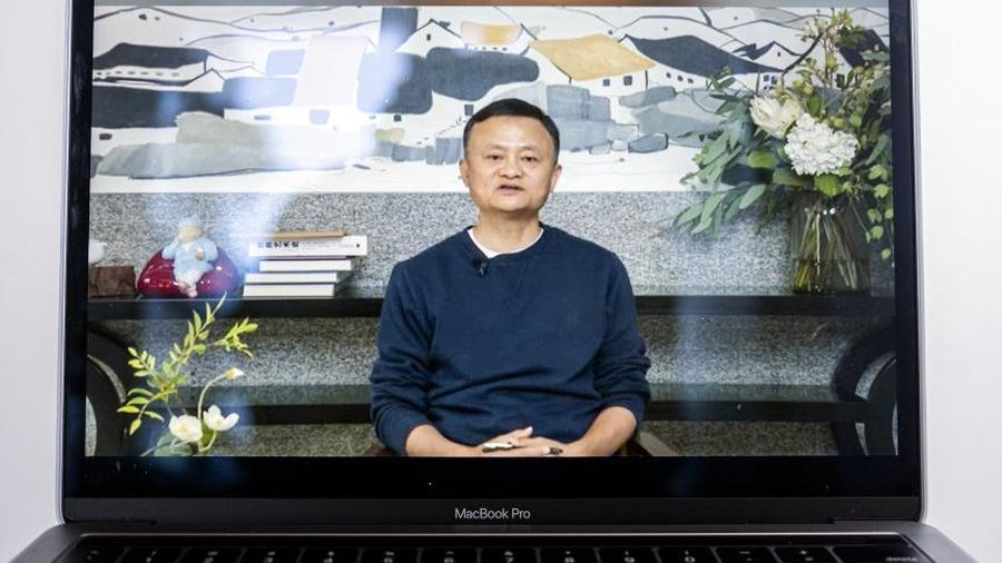 Jack Ma 'tái xuất' sau gần 3 tháng biến mất hoàn toàn khỏi công chúng