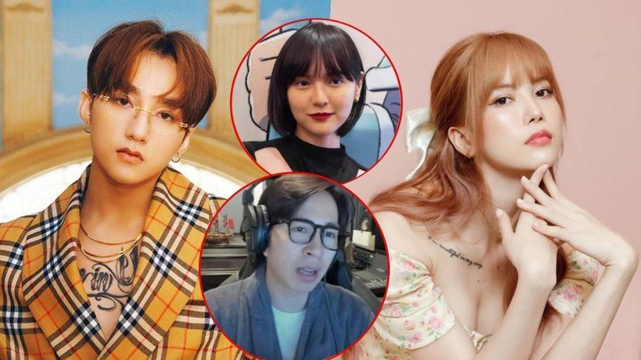 Viruss nói về drama tình cảm của Sơn Tùng: 'Lên tiếng cái gì, Tùng đã làm tốt vai trò đàn ông với Trâm'