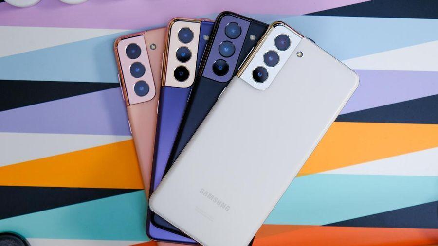 Samsung Galaxy S21 sẽ tới tay người dùng VN sớm hơn dự kiến