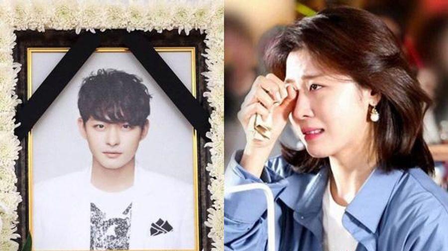 Năm giỗ thứ 3 em trai, 'Hoàng hậu Ki' Ha Ji Won chia sẻ bất thường trên mạng xã hội
