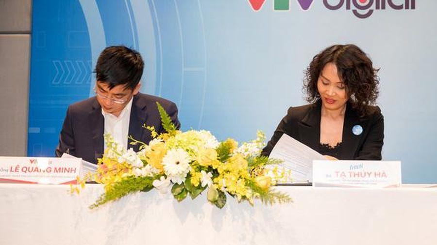 Fristi hợp tác cùng VTV Digital thực hiện chương trình thiếu nhi phát sóng mỗi ngày