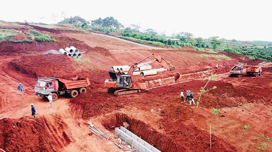 Xem xét dấu hiệu sai phạm việc sử dụng đất nông nghiệp ở TP. Bảo Lộc tỉnh Lâm Đồng