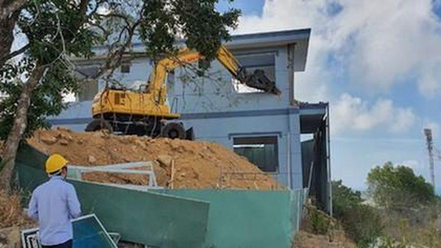 Xử lý nghiêm cán bộ tiếp tay cho xây dựng không phép