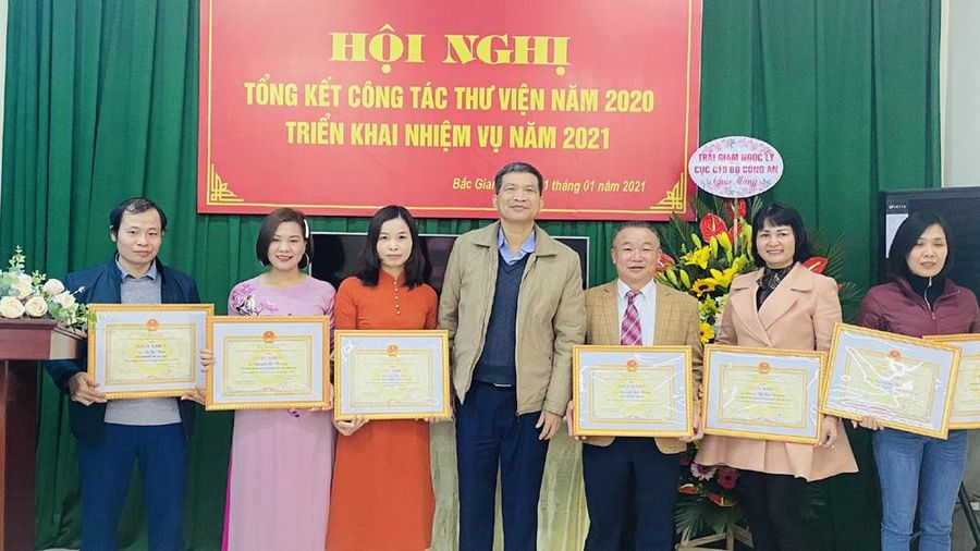 Bắc Giang: Quan tâm phát triển văn hóa đọc trong cộng đồng