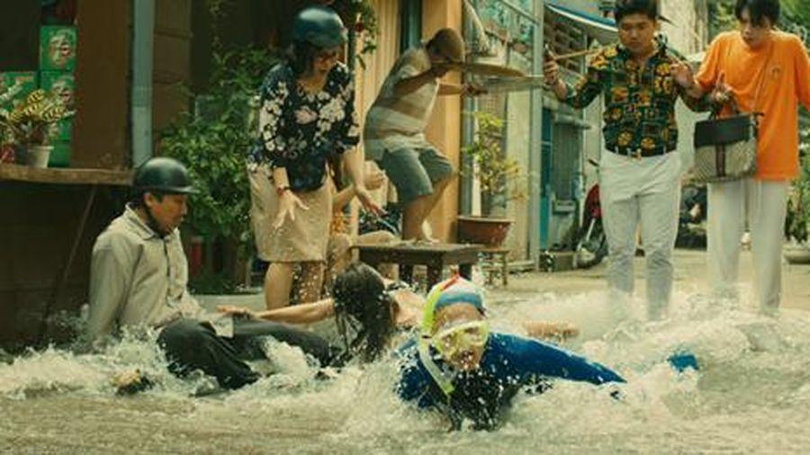 Khán giả hào hứng với tình tiết khó đoán trong 'Bố Già' bản điện ảnh của Trấn Thành