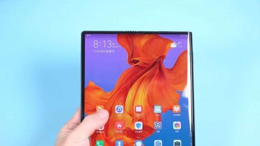 Rò rỉ thông số kỹ thuật về chiếc điện thoại màn hình gập thế hệ thứ 3 của Huawei