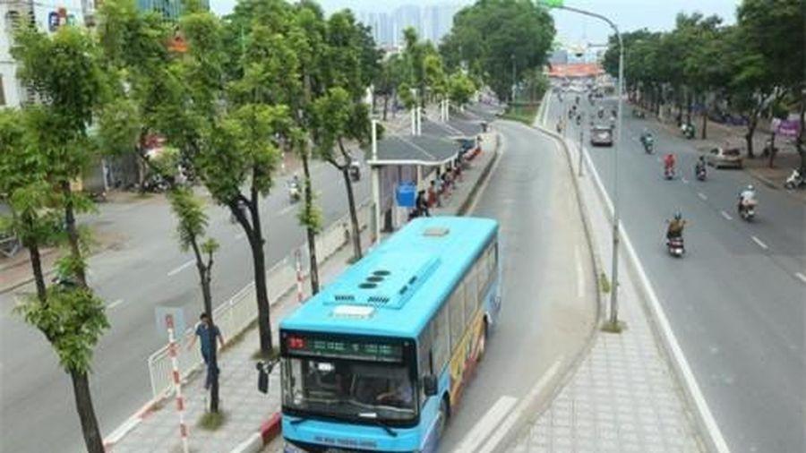 Hà Nội sẽ điều chỉnh lộ trình 19 tuyến xe buýt để phục vụ Đại hội Đảng XIII
