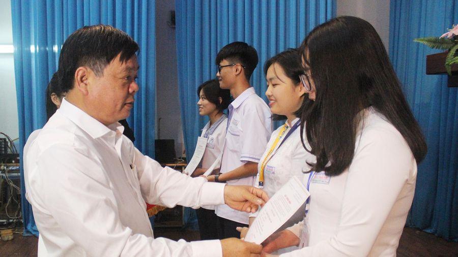 76 dự án đoạt giải Cuộc thi Khoa học kỹ thuật cấp tỉnh dành cho HS Trung học