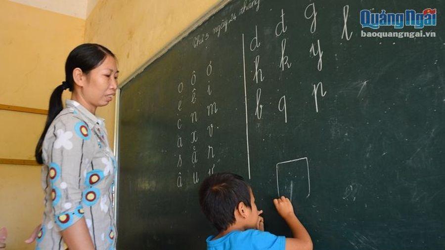 Tổng kết Đề án tăng cường tiếng Việt cho trẻ vùng dân tộc thiểu số