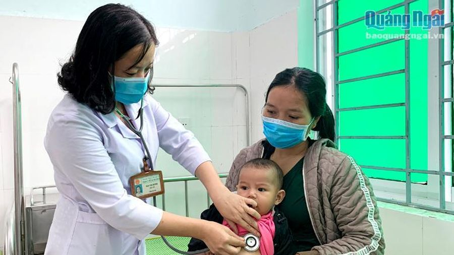 Các huyện miền núi: Phòng, chống dịch bệnh trước thời tiết mưa lạnh