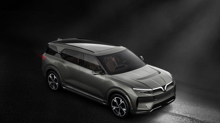 VinFast vén màn 3 mẫu xe mới, nhận đặt hàng từ tháng 5/2021