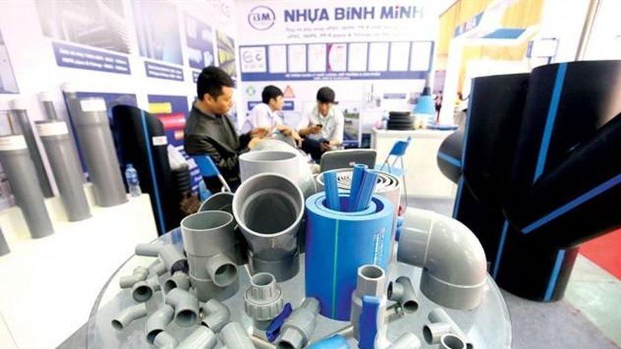 Nhựa Bình Minh sắp chi 164 tỷ đồng tạm ứng cổ tức đợt 2 tỷ lệ 20%